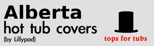 Alberta Hot Tub Covers by Lillypad - Logo